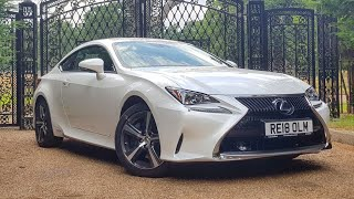 2018 Lexus RC 300h: Real-World Review.
