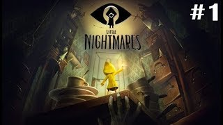 Little Nightmares - Im in a little yellow raincoat [Part 1]