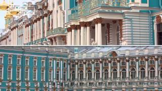 видео Музей-заповедник Царское село (Санкт-Петербург)