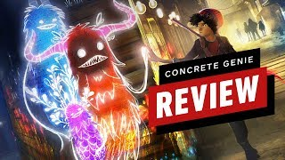 Concrete Genie Review