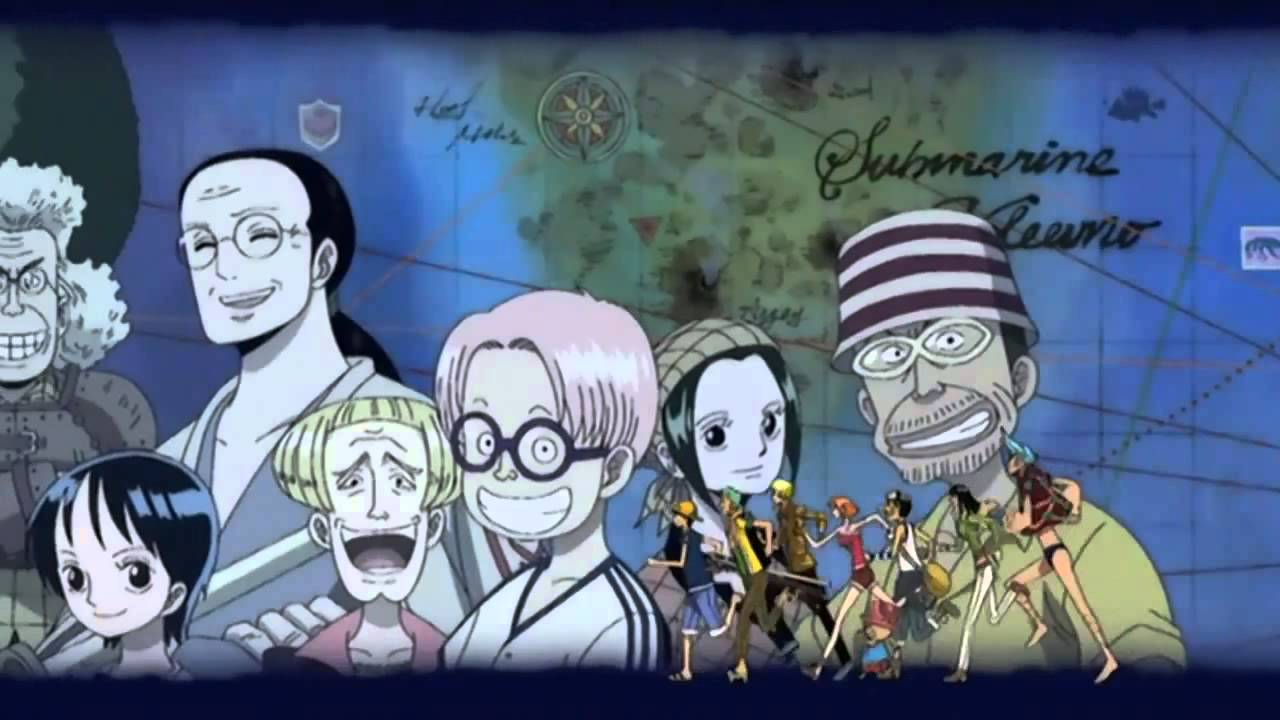 One Piece Opening 10 We Are! |Creditless|HD| - YouTube
