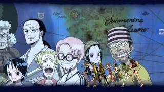One Piece Opening 10  We Are!  Creditless HD 