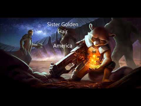 Sister Golden Hair - America ll STARLORD RADIO