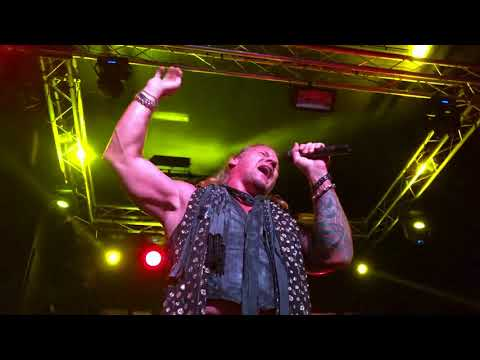 FOZZY - PAINLESS  (Live in Joliet, IL on 9/5/2018)