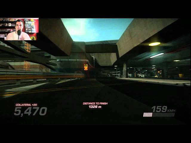 Ridge Racer Unbounded first look part 3 Domination Races