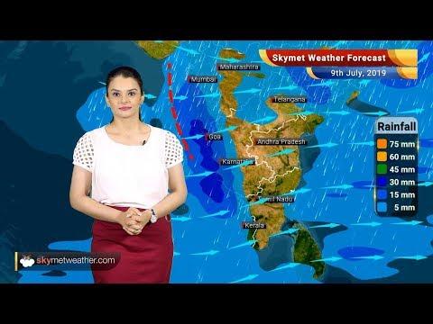 Weather Forecast July 9: Extremely Heavy Rains To Lash Darjeeling, Assam, Moderate Rains In Mumbai