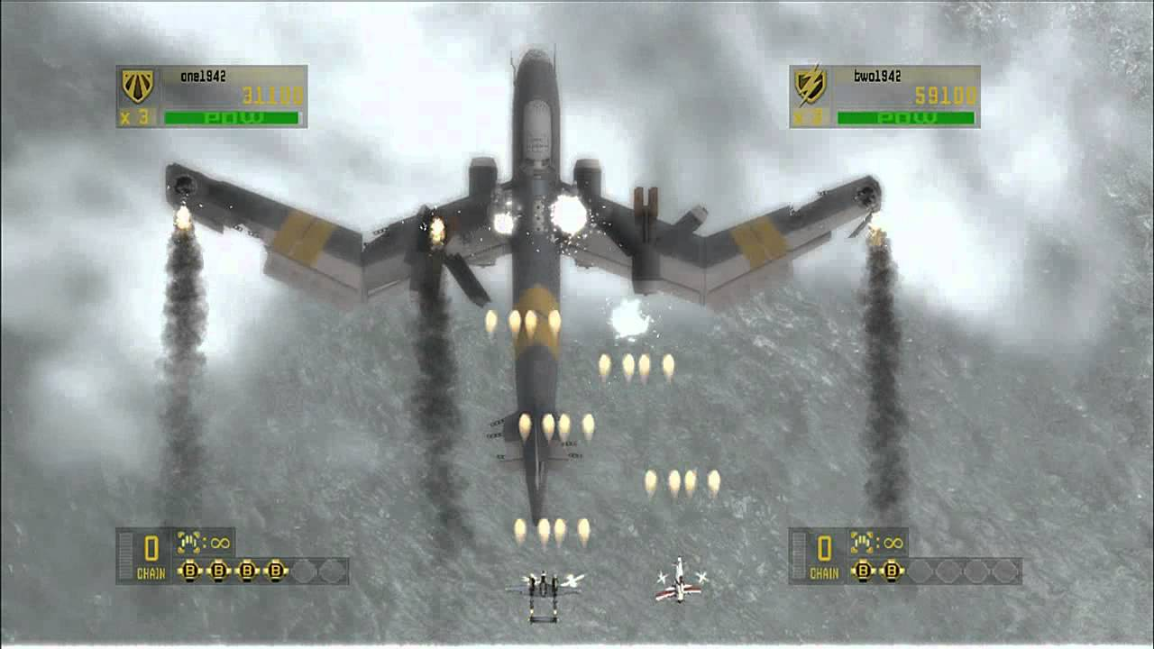 1942 Joint Strike Xbox Live Gameplay