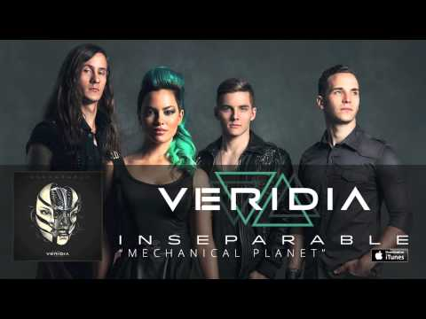 "VERIDIA // ""Mechanical Planet"" [official audio]"