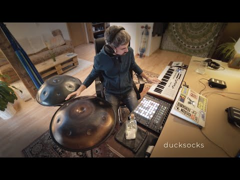Connor Shafran — Ducksocks : A Looping Exercise For Handpans + Ableton
