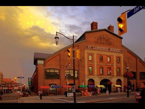 St Lawrence Market Toronto | Best Food Market in the World