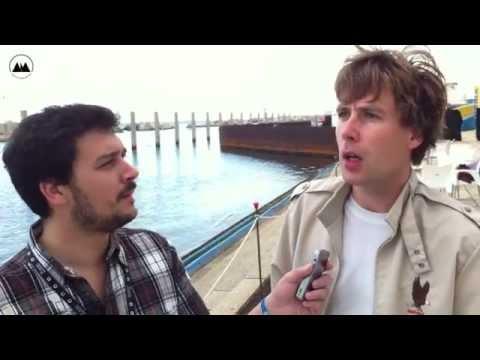 Nick Thorburn Interview || Entrevista || Primavera Sound 2014 Barcelona