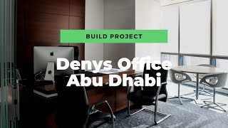 DENYS PRINCESS GROUP - Design and Build by Gemaco Interiors Abu Dhabi