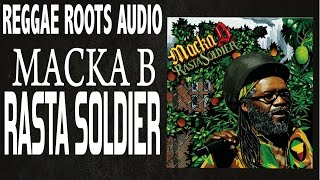 Reggae 2013 - Rasta Soldier - Macka B