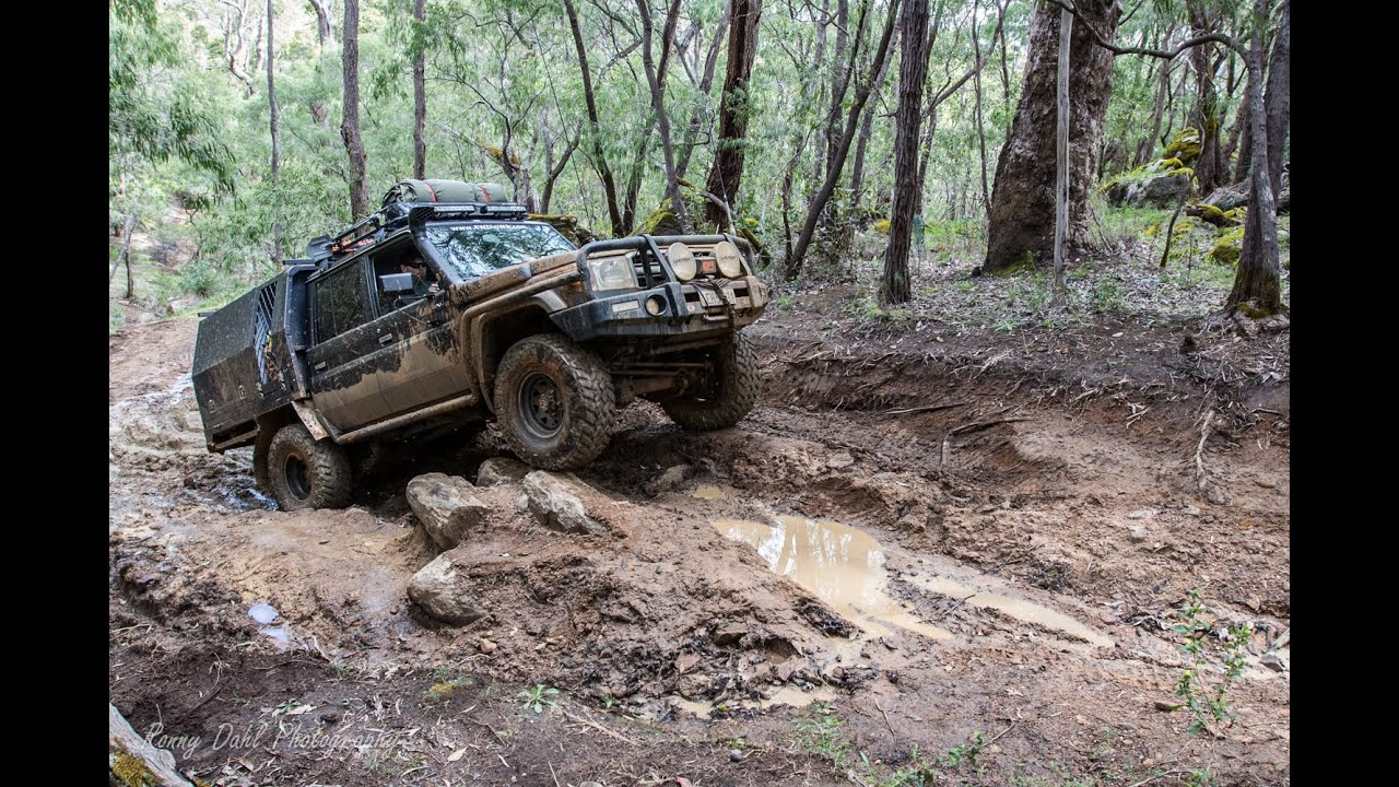 4x4 Off Road >> 4x4 Off Road Trip Awesome Muddy South West W A