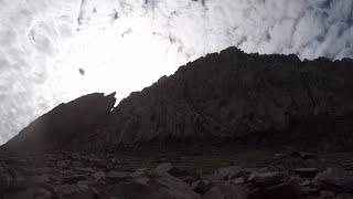 Clogwyn y Person Arete / Crib Goch North Ridge 05.07.19