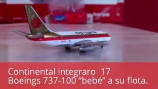 Video Herpa  523981        Boeing 737-100 Continental Airlines download MP3, 3GP, MP4, WEBM, AVI, FLV Juni 2018