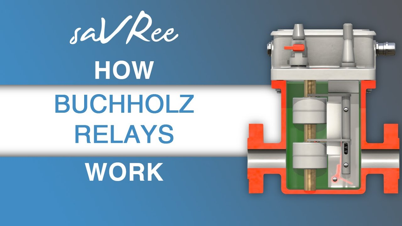small resolution of how buchholz relay works
