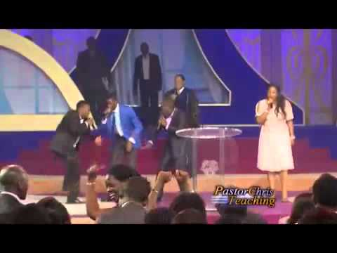 I know who I am by sinachi with pastor chris