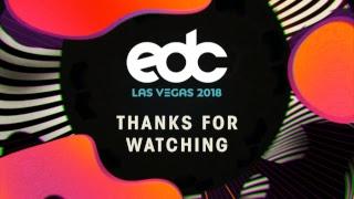 EDC Las Vegas 2018 Live Stream - Day 01