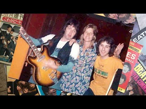 ♫ Paul McCartney & Wings photos in Sea Saint Studio, New Orleans 1975