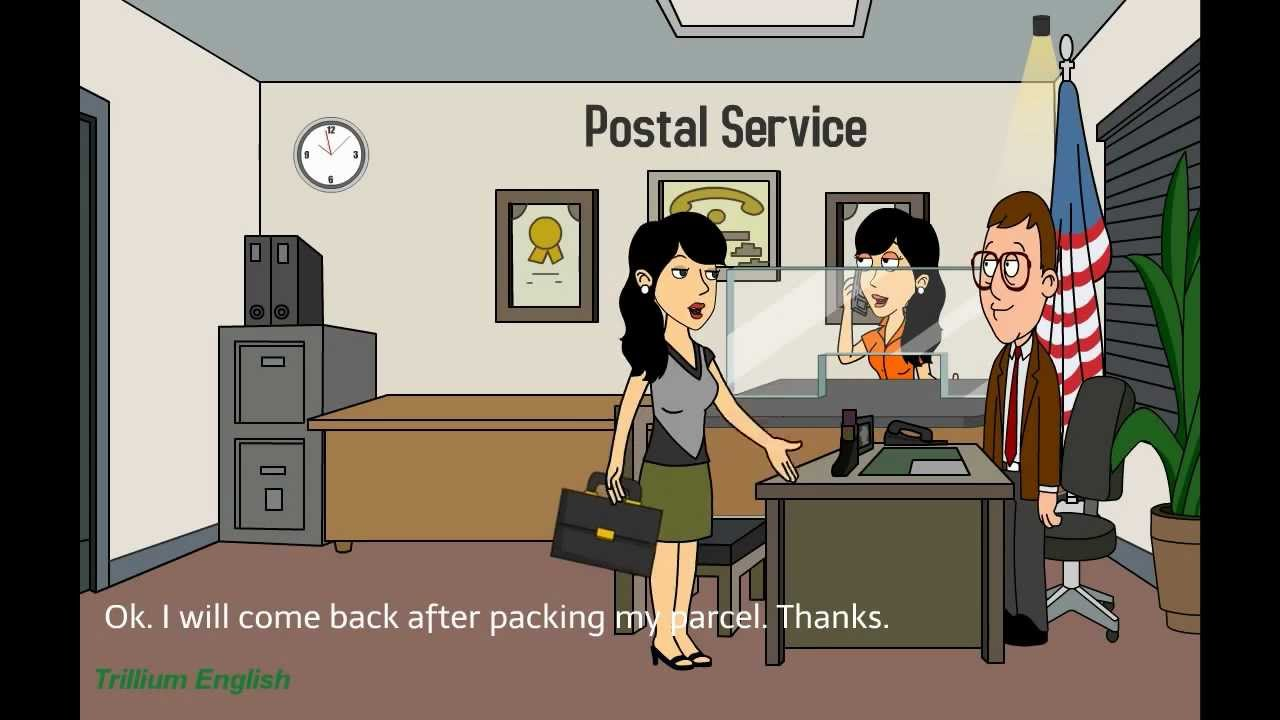 At The Post Office