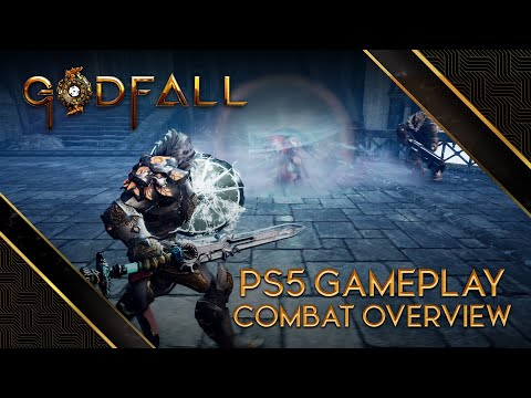 Godfall: Combat Overview – PS5 Gameplay Walkthrough