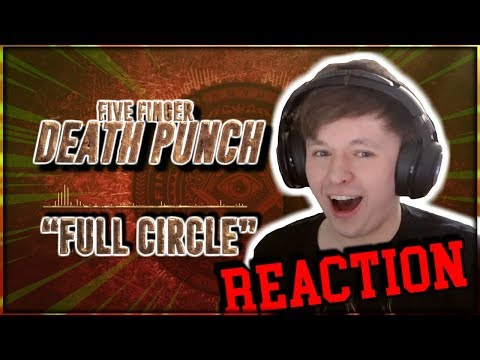 Download NEW Five Finger Death Punch 'FULL CIRCLE' REACTION! From 2020 F8 Album| FULL BREAKDOWN Mp4 baru