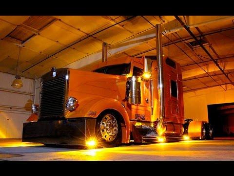 2005 Kenworth W900L Rollin R Enterprises