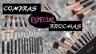 Compras Especial Brochas (Parte 2) -BH, Coastal Scents, Brochas ovaladas-