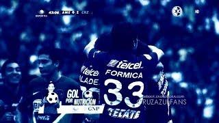 (HD) Cruz Azul Todos los goles Clausura 2014