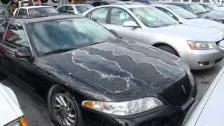 Lincoln LSC Mark Viii 8 Used OEM Auto Parts For Sale Staten Island, NY NJ Junk Yard