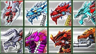 Toy Robot War Gameplay #7: Frame Dragon & Dragons | Eftsei Gaming