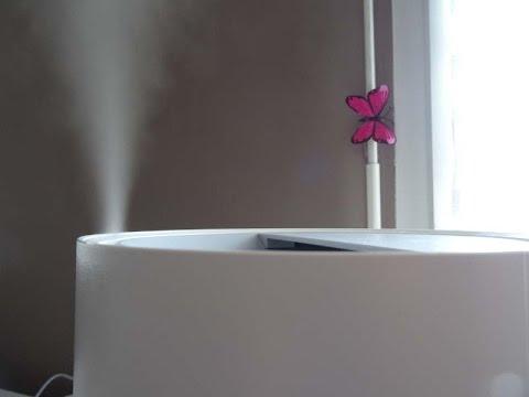 test fr du xiaomi smart ultrasonic humidifier l 39 humidificateur d 39 air qui tue les bact ries. Black Bedroom Furniture Sets. Home Design Ideas