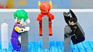 Lego Superhero Police Training