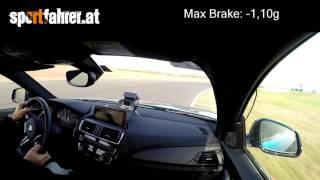 sportfahrer Hotlap Pannonia Ring - BMW M2 - Onboard - Rundenzeit