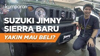 First Impression Suzuki Jimny Sierra