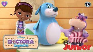 Doctora Juguetes - Doc's World | El Mundo de Doc - Ayudemos a Boppy - Disney Junior