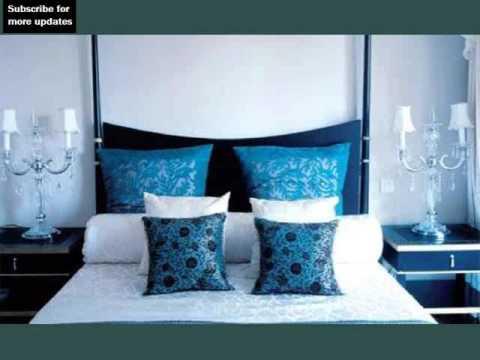 Interior Decoration Blue And White  Interior Decoration Ideas