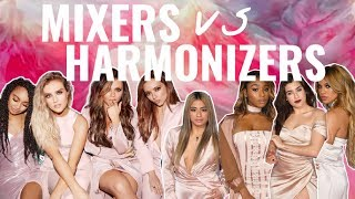 Mixers VS Harmonizers 2017 {FANDOM BATTLE} | LITTLE MIX VS FIFTH HARMONY