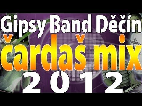 Gipsy Band Děčín - čardaš mix   2012