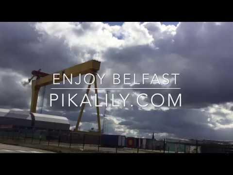 Exploring Belfast City Centre
