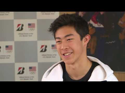 U.S. figure skater Nathan Chen opens up about 2018 Winter Olympics in one-on-one interview   ESPN