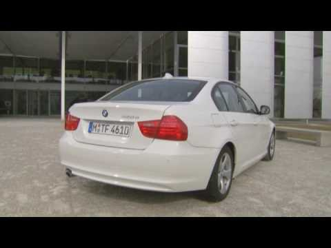 The 2010 BMW E90 LCI 320d EfficientDynamics Edition - YouTube