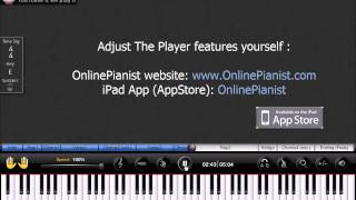 Estelle ft. Kanye West - American Boy Piano Tutorial & Sheet (Easy Version)