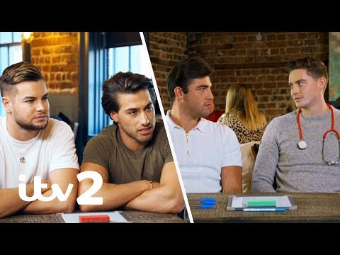 Chris and Kem Take on Jack and Dr Alex in the Bro vs Bro Pub Quiz! | You Vs. Chris and Kem | ITV2