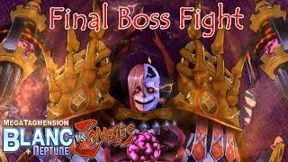 "Final Boss Fight: ""Hachimajin"" - MegaTagmension Blanc + Neptune VS Zombies {English, Full 1080p HD}"