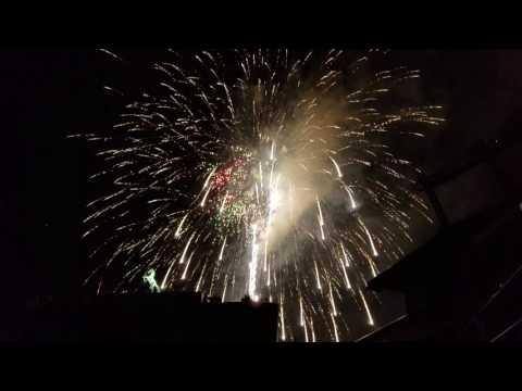 Mile High Stadium - Memorial Day fireworks