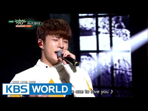 BEATWIN - Don't Leave Me | 비트윈 - 떠나지 말아요 [Music Bank / 2017.02.17]