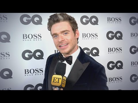 Watch Richard Madden Get Excited About Reuniting With Kit Harington For 'The Eternals' (Exclusive)