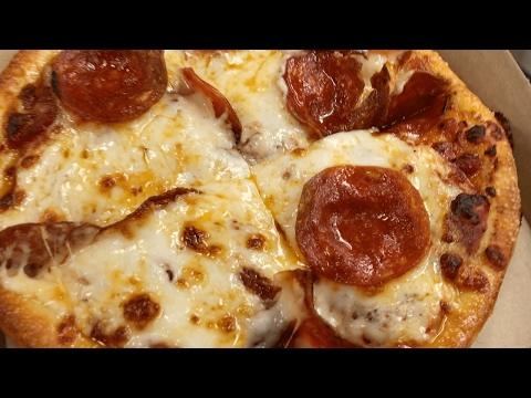 Target Pizza Hut Express   IS IT BETTER THAN THE RESTAURANT?